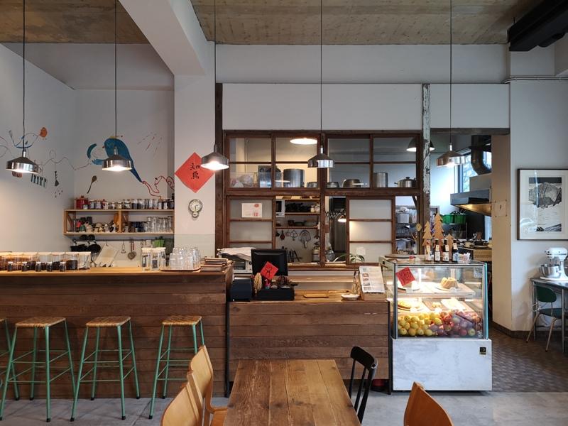 hiiibirdie09 龜山-知鳥咖啡 龜山最文青的空間 懷舊舒適