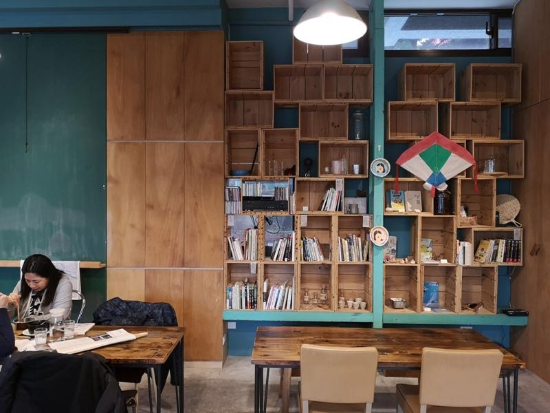 hiiibirdie14 龜山-知鳥咖啡 龜山最文青的空間 懷舊舒適