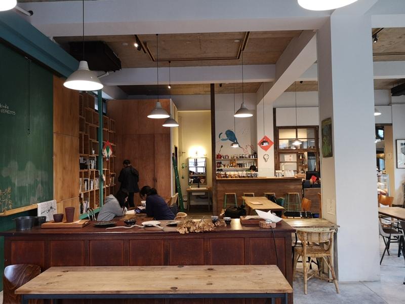 hiiibirdie18 龜山-知鳥咖啡 龜山最文青的空間 懷舊舒適