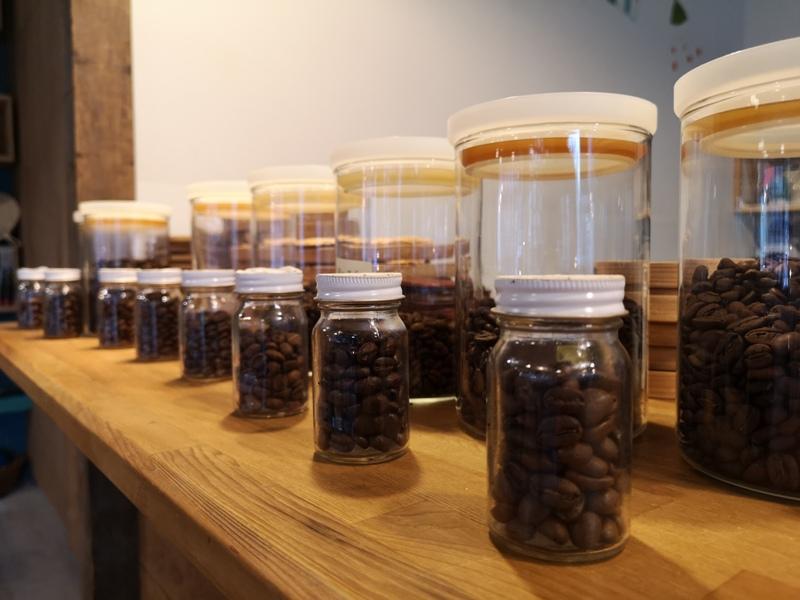 hiiibirdie22 龜山-知鳥咖啡 龜山最文青的空間 懷舊舒適