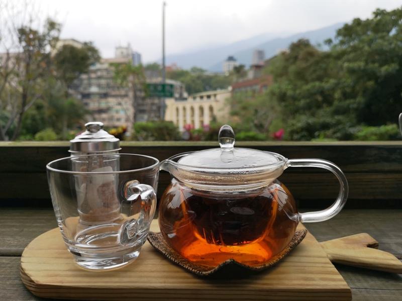 paucafe14 北投-來北投泡咖啡 溫泉區也有好茶喝