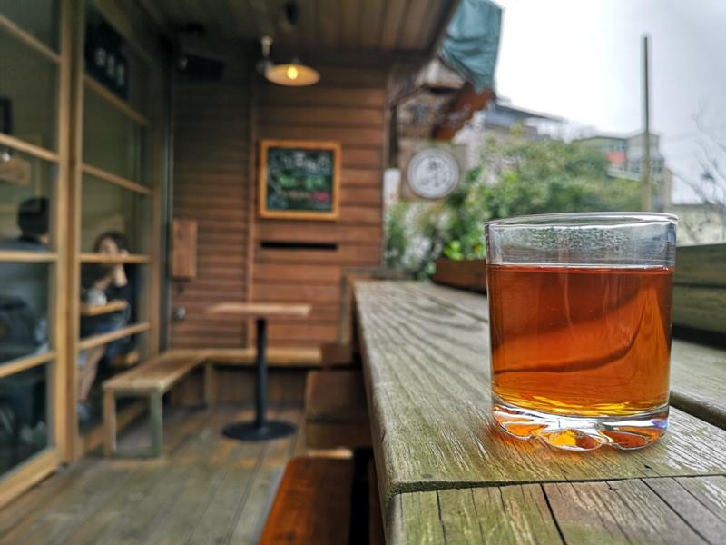 paucafe16 北投-來北投泡咖啡 溫泉區也有好茶喝