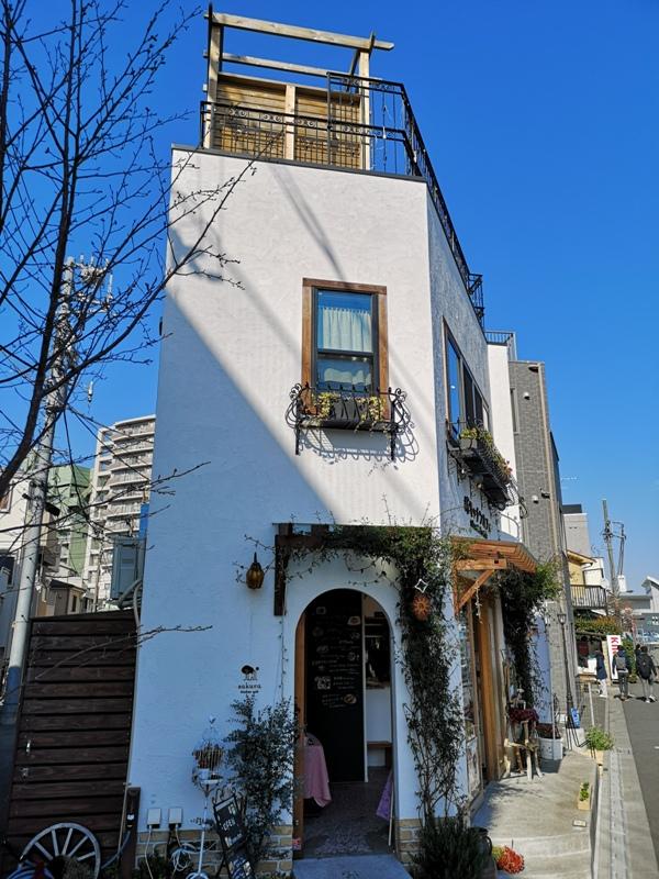 sakurakitchencafe03 Komagome-駒込站旁(染井吉野櫻發祥地) 冬日暖陽飲咖啡看電車 桜Sakura Kitchen Cafe