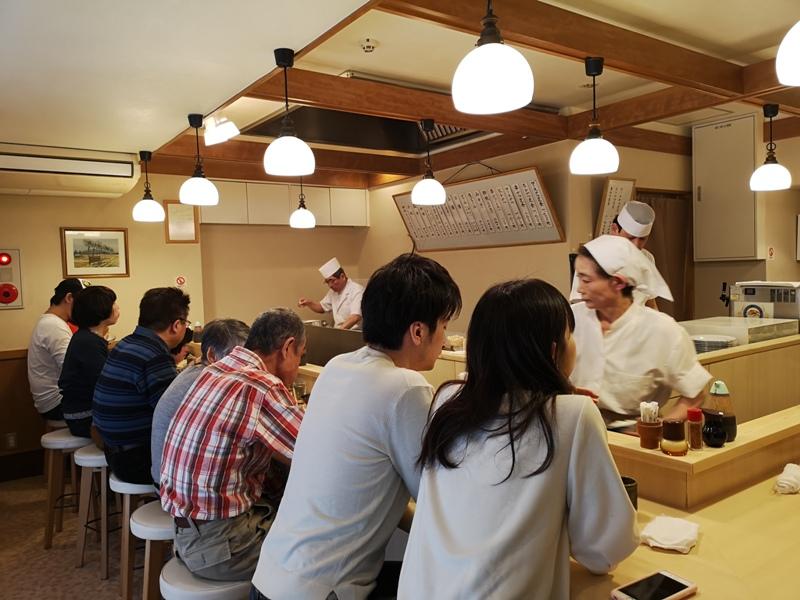 tonki0103 Komagome-とんき駒込站旁人氣炸豬排