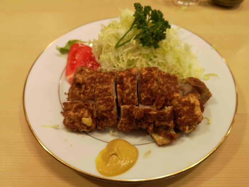 tonki0109 Komagome-とんき駒込站旁人氣炸豬排