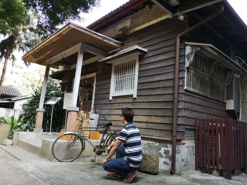 qingtien12 大安-青田七六 靜謐的日式歷史建築 在古蹟中喝午茶