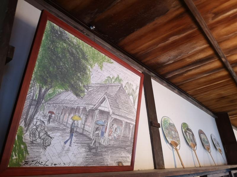 qingtien24 大安-青田七六 靜謐的日式歷史建築 在古蹟中喝午茶