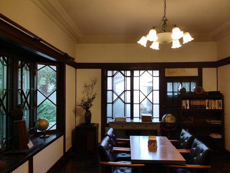 qingtien25 大安-青田七六 靜謐的日式歷史建築 在古蹟中喝午茶