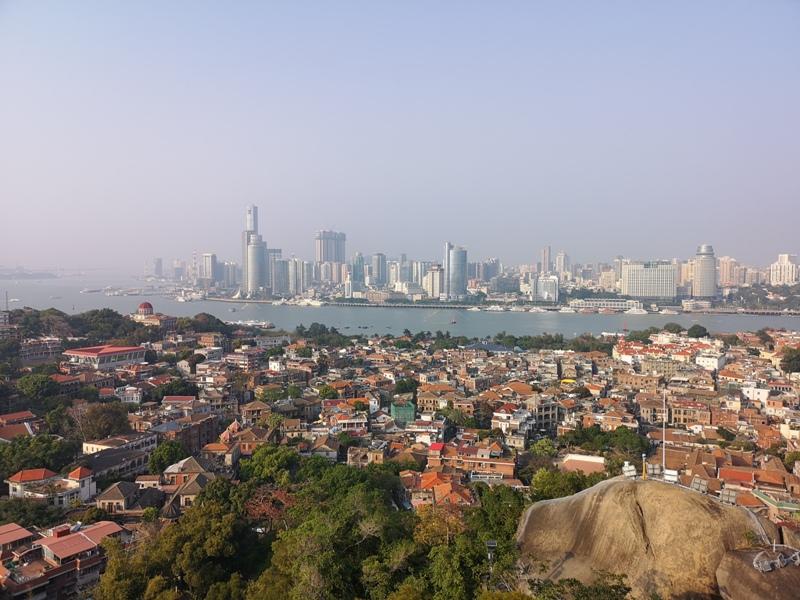 sunlightrock19 Kulangsu-鼓浪嶼 中國最美的城區 距離台灣最近的世界文化遺產