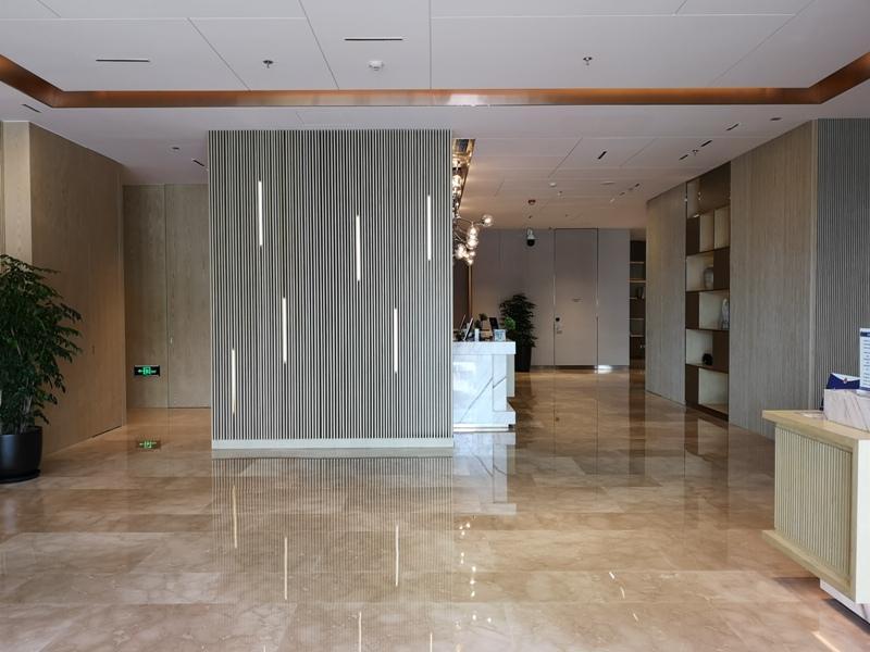 xiamenmarriott63 Xiamen-廈門泰地萬豪酒店 乾淨的發亮的窗戶與地板...新的就是好