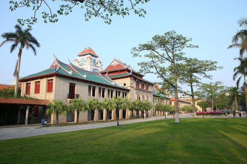 xiamenuni02 Xiamen-南普陀寺/廈門大學 昔物所 最熱門的景點最幽靜的空間