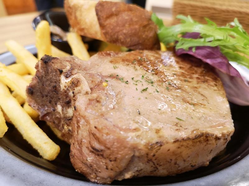 zebra16 竹北-斑馬騷莎美義餐廳 美式風格簡單舒適餐點好吃
