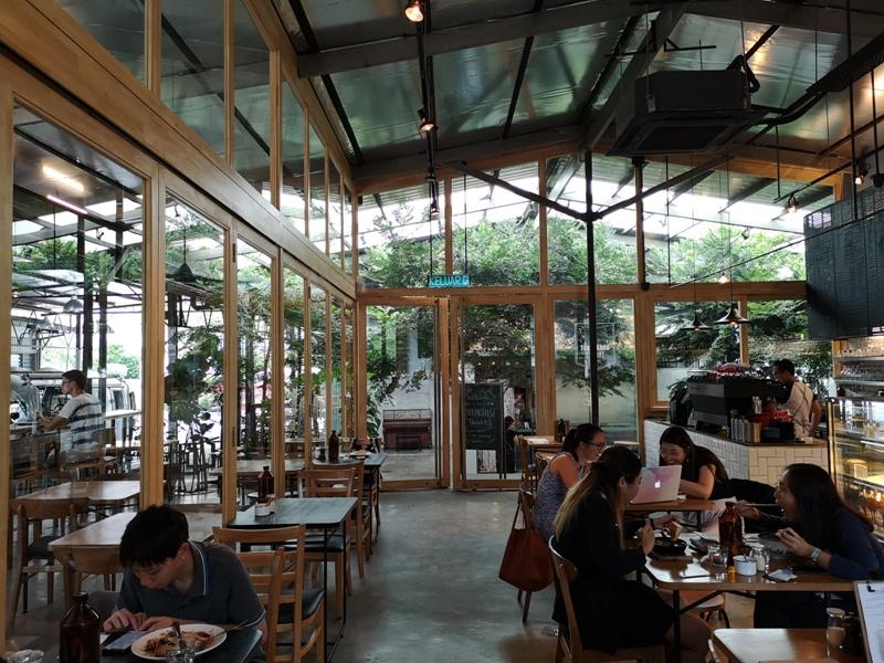 breakfasttheives03 Kuala Lumpur-吉隆坡新咖啡園區APW Bangsar 打卡名店Breakfast Thieves