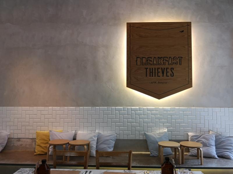 breakfasttheives09 Kuala Lumpur-吉隆坡新咖啡園區APW Bangsar 打卡名店Breakfast Thieves