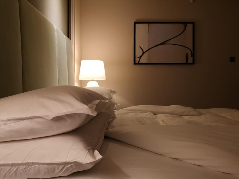 macaosheraton13 Macao-澳門金沙城喜來登酒店 超大的酒店簡單樸實的裝潢