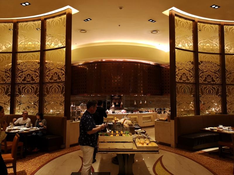 macaosheraton24 Macao-澳門金沙城喜來登酒店 超大的酒店簡單樸實的裝潢
