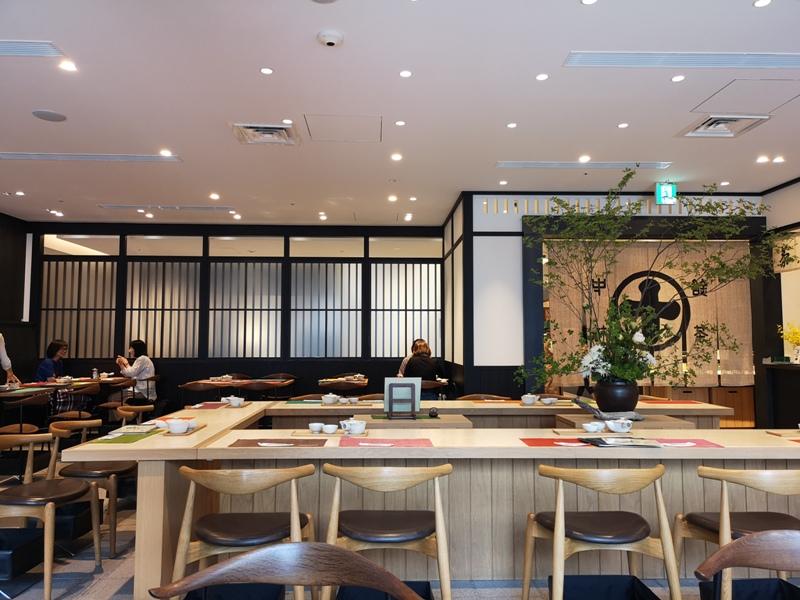 nakamura07 Ginza-中村藤吉 GSIX中馳名日式茶點店 濃茶葛餅的搭配超有戲...苦澀中帶著甘甜的美好