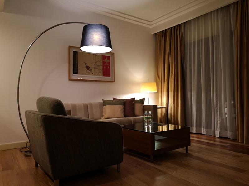 westinkl06 Kuala Lumpur-吉隆坡Westin 有年紀的商務飯店 Residence房型好大器