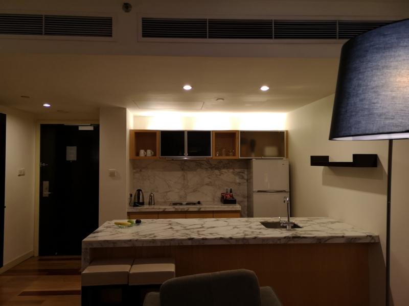 westinkl20 Kuala Lumpur-吉隆坡Westin 有年紀的商務飯店 Residence房型好大器