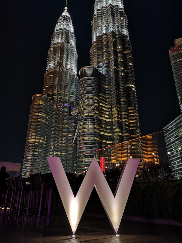 wkualalumpur81 Kuala Lumpur-時尚精品飯店W Kuala Lumpur 緊鄰雙子星塔熱鬧又方便