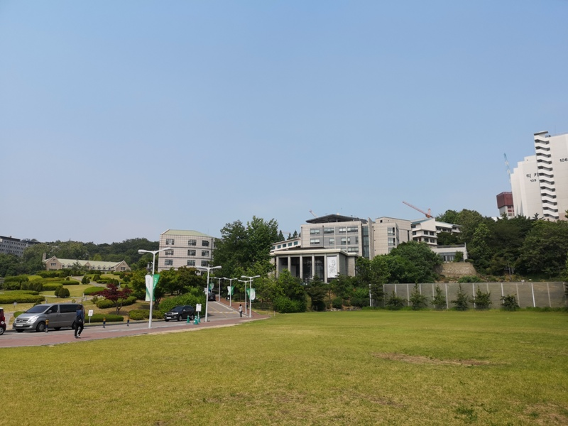 ewhau03 Seoul-梨花女子大學 韓國名校首爾必訪 優雅美麗的校園景色慢慢逛