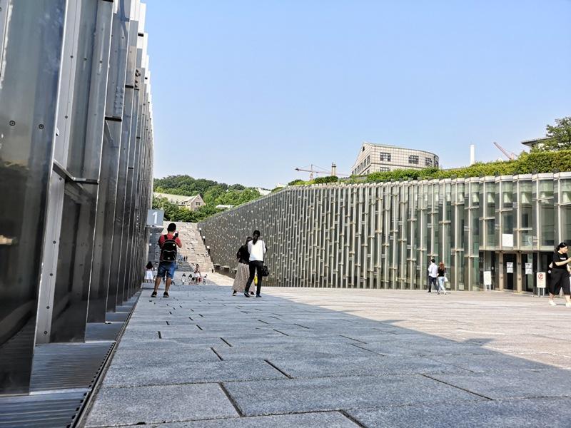 ewhau32 Seoul-梨花女子大學 韓國名校首爾必訪 優雅美麗的校園景色慢慢逛
