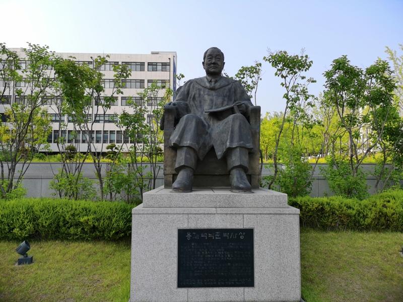 ewhau39 Seoul-梨花女子大學 韓國名校首爾必訪 優雅美麗的校園景色慢慢逛