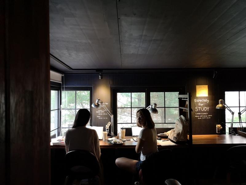 waffleitup030118 Seoul-首爾Waffle It Up梨大商圈 好好吃的鬆餅 給學生安靜的讀書空間 給旅人輕鬆地歇腳時光