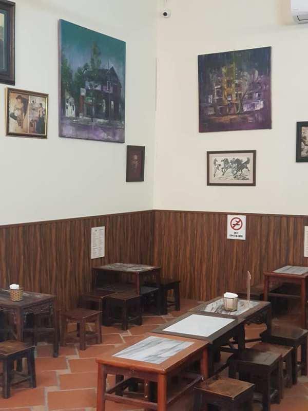 giangcafe07 Hanoi-Giang Cafe最特色創意的咖啡 Egg Coffee雞蛋咖啡 觀光客首選必訪