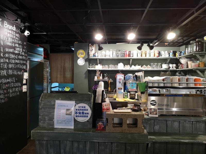 myron06 中山-Myron cafe赤峰街居家小店早餐好吃 手沖咖啡清爽好喝