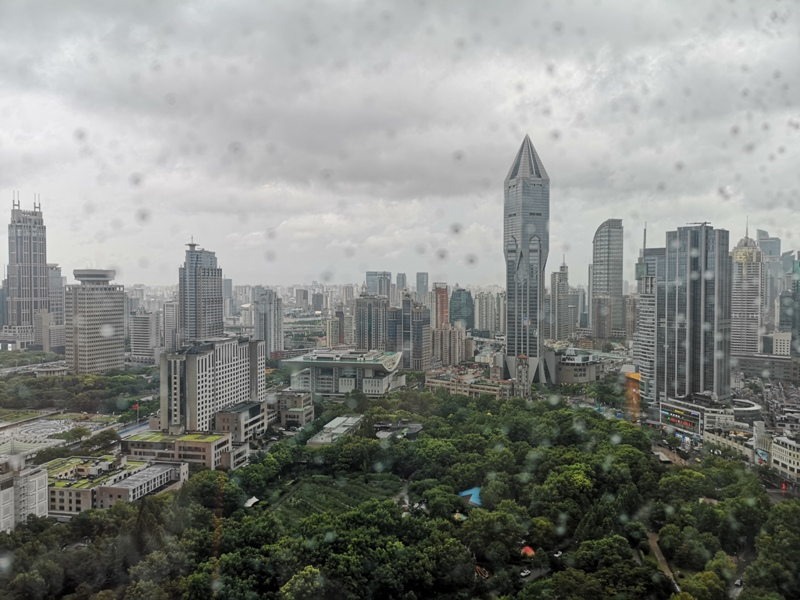 leroyalmeridien5822 Shanghai-上海世茂皇家艾美 地點超優...市中心慢慢逛