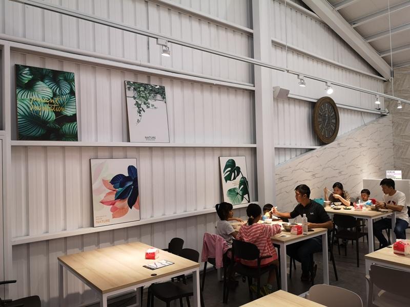 oldfist07 竹北-老拳棒棒 時尚咖啡館FU的麵食館