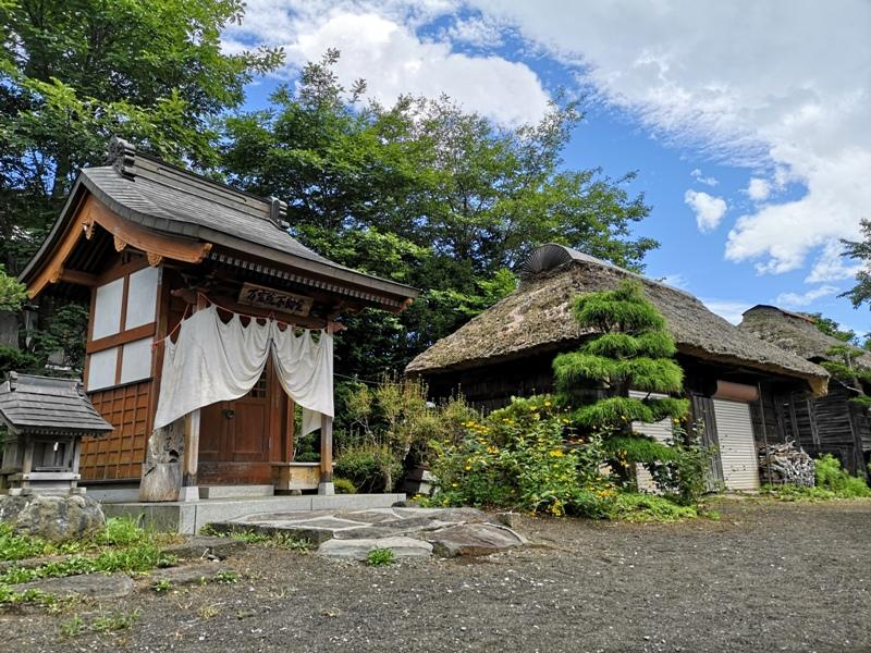 oshinohakkai09 Nakayamako-忍野八海 富士山旁湧泉小村落 看水玩水賞富士