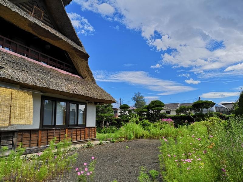 oshinohakkai10 Nakayamako-忍野八海 富士山旁湧泉小村落 看水玩水賞富士