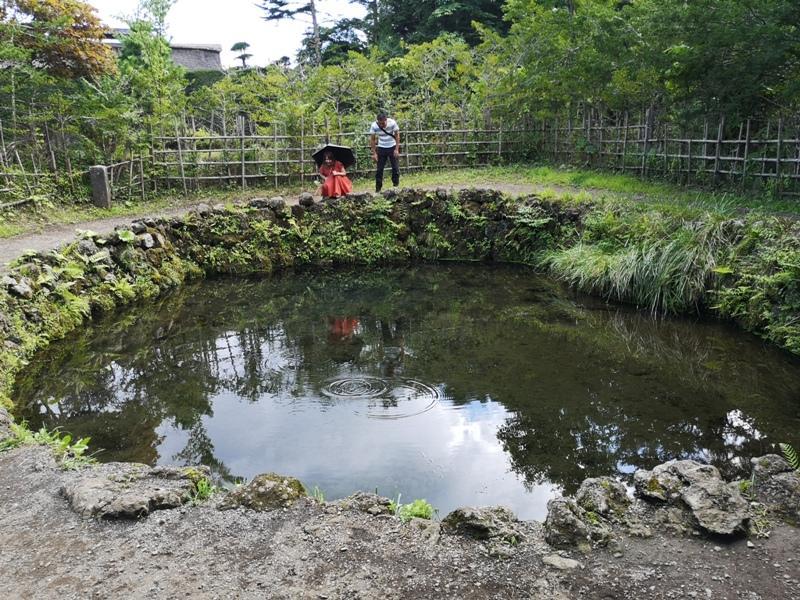 oshinohakkai24 Nakayamako-忍野八海 富士山旁湧泉小村落 看水玩水賞富士