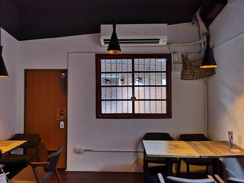 sunnydaycafe10 中壢-晴天咖啡 滿牆彩繪的老宅咖啡館