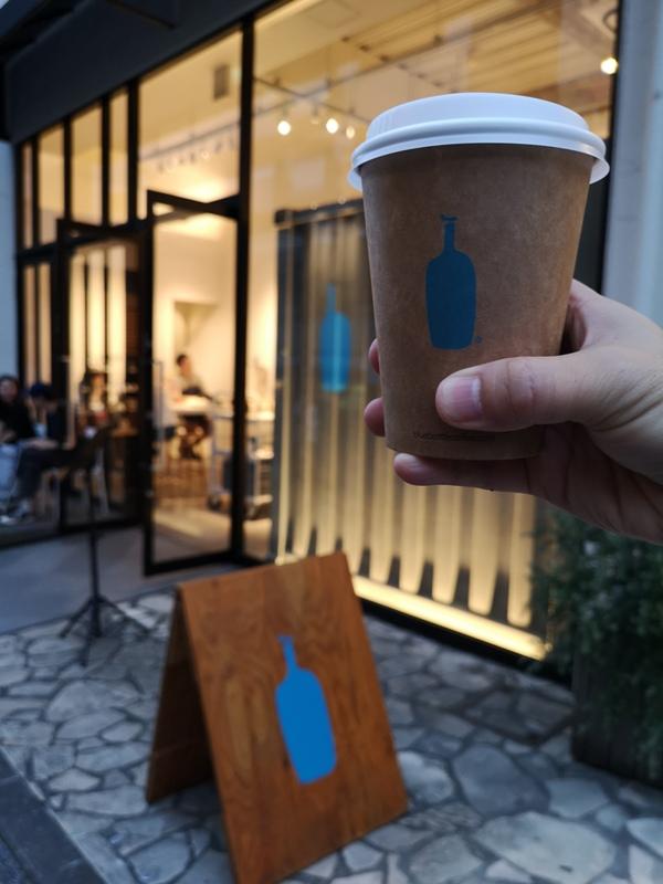 bluebottledaikanyama10 Daikanyama-Blue Bottle給時尚代官山簡約的一杯咖啡 藍瓶真好喝