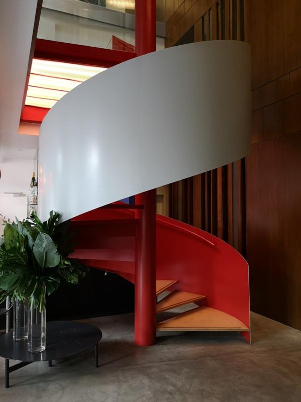 designhotelbudapest05 Budapest-Lanchid 19 Design Hotel 多瑙河鍊橋布達城旁 布達佩斯蘭馳宜德19設計酒店