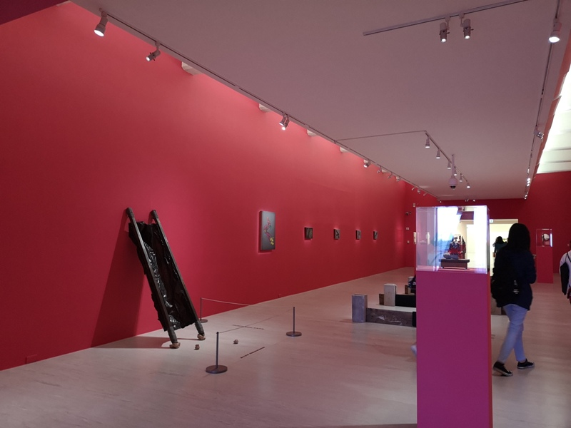 taipeifineartmesuem10 中山-北美館初訪 日本當代藝術大師池田亮司 視覺聽覺衝擊感官與心靈