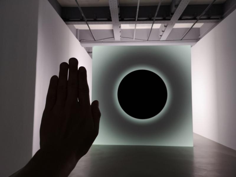 taipeifineartmesuem26 中山-北美館初訪 日本當代藝術大師池田亮司 視覺聽覺衝擊感官與心靈