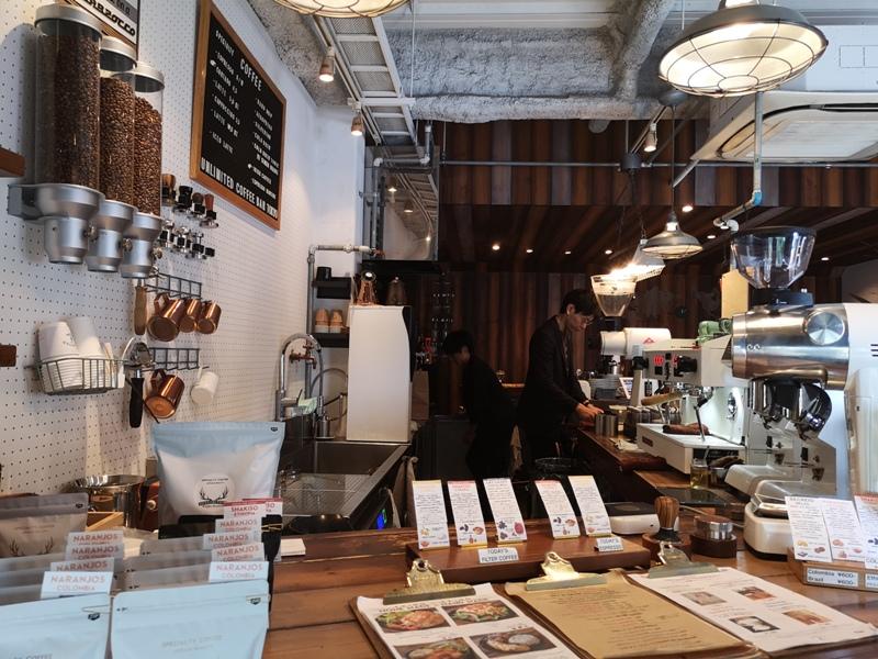 unlimitedcoffee05 Sumida-Unlimited Coffee Bar晴空塔旁型男手沖BAR