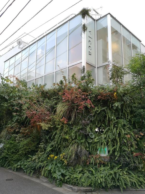 flowercafe01 Minami Aoyama-風花 南青山小巷內綠意盎然 嵐 迷哥迷姐咖啡館