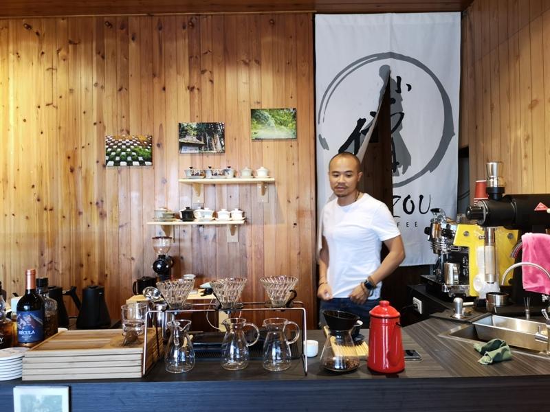 kozou07 楊梅-小僧咖啡 埔心少見手沖 玩攝影也愛咖啡有個性的老闆