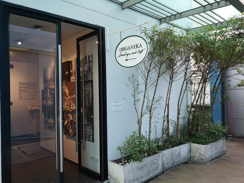 organikahouse01 Bangkok-Organika House (Spa & Cafe)純白青綠無敵浪漫 曼谷網美咖啡館