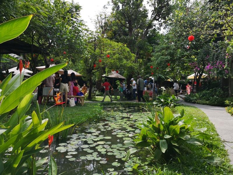 patomliving26 Bangkok-鬧區中小森林Patom Organic Living玻璃屋吸睛好拍 假日市集熱鬧好逛