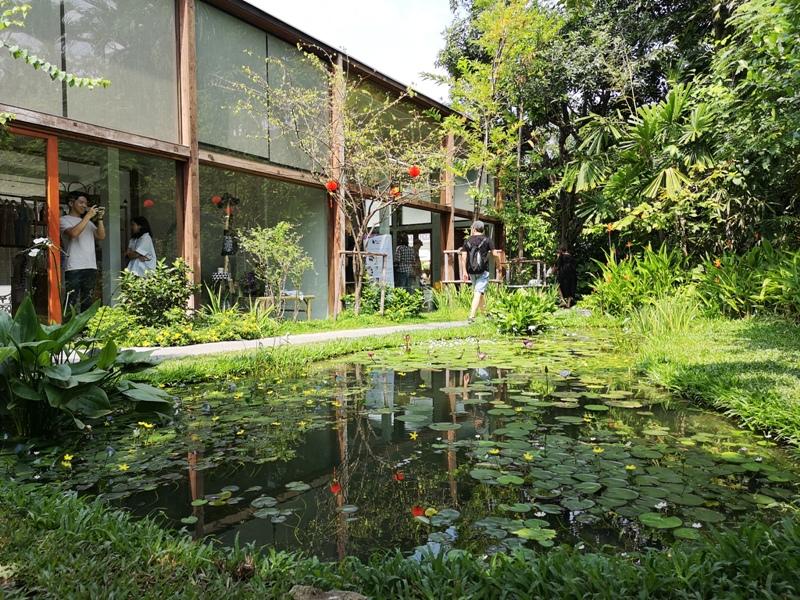patomliving27 Bangkok-鬧區中小森林Patom Organic Living玻璃屋吸睛好拍 假日市集熱鬧好逛