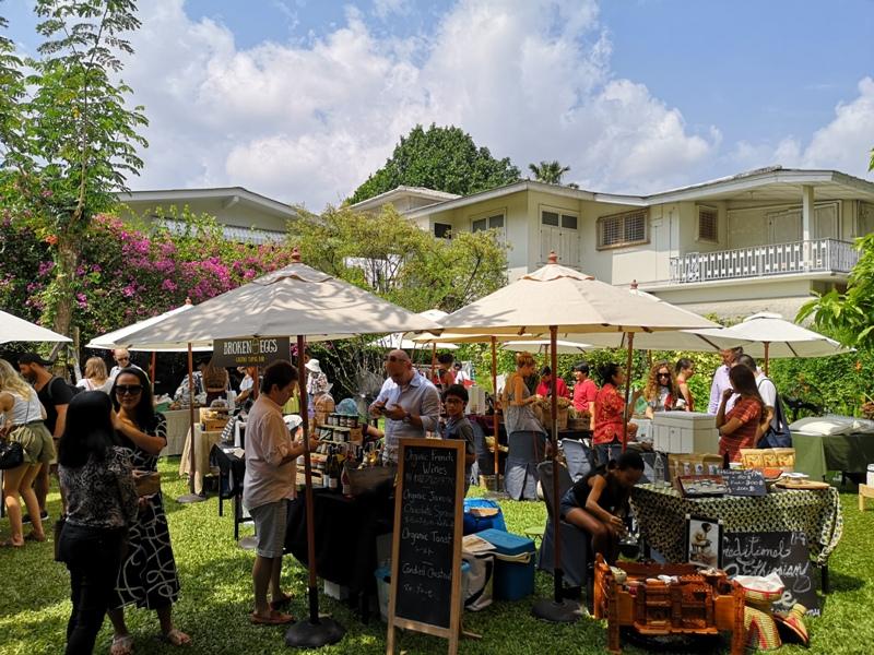 patomliving36 Bangkok-鬧區中小森林Patom Organic Living玻璃屋吸睛好拍 假日市集熱鬧好逛