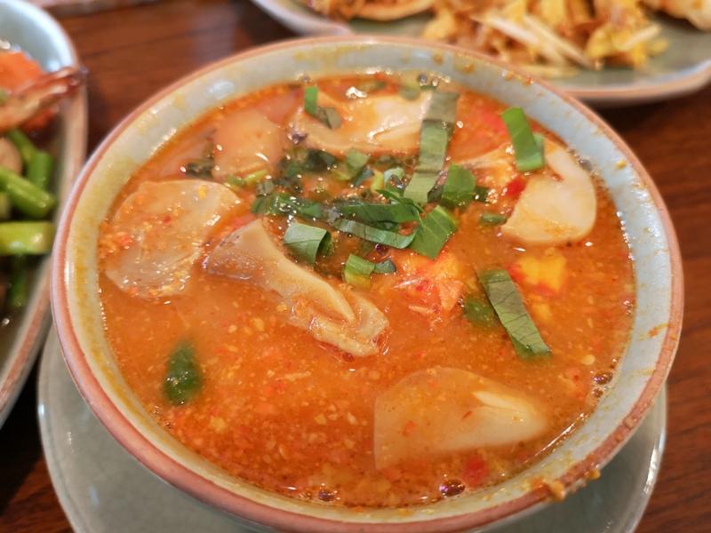 baanthai21 Bangkok-Baan Khanitha Thai Cuisine環境優雅 曼谷米其林推薦泰式美食