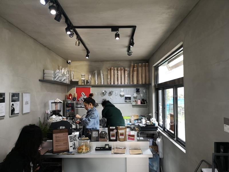 lostinzhubei10 竹北-Lost in Zhubei迷失在竹北的咖啡香氣...貨櫃屋小巧具設計感 咖啡風味迷人