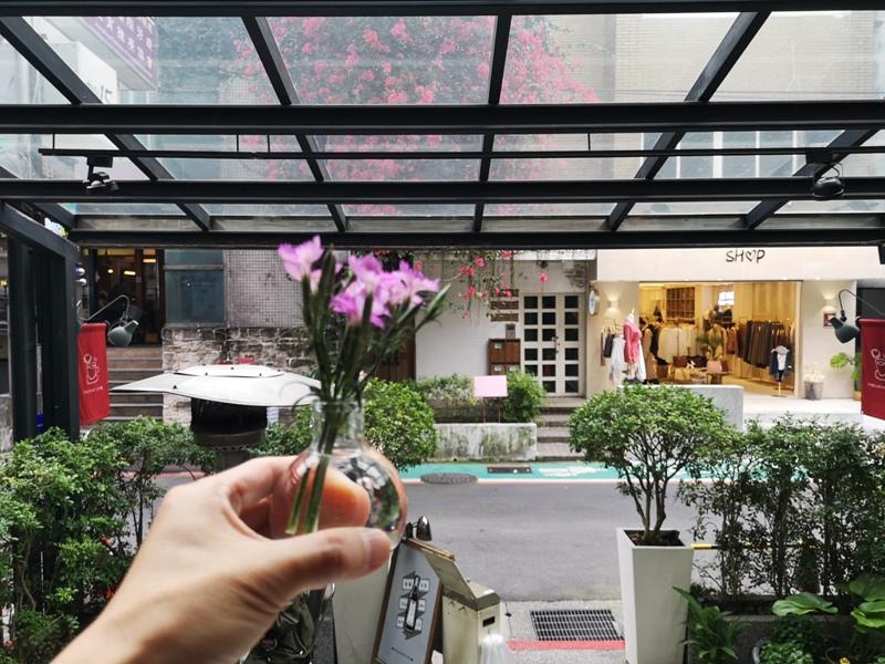melangecafe13 中山-米朗琪咖啡 好吃好看的鬆餅...雙連小站好店多